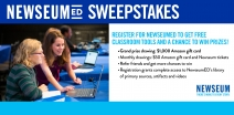 Win A $1000 Amazon Gift Card - Newseum