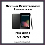 Win a Nexus 7 Tablet - Budget Earth - gatormommyreviews.com