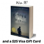 A Heart Full of Love - Gone Girl Giveaway - aheartfulloflove.com