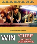CHEF Blu-Ray Combo Pack Giveaway - www.themovienetwork.com