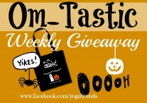 Yoga Trends Om-tastic October Giveaway - www.yogatrends.org