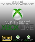 Free Year of XBox Live Membership Giveaway October - www.themovienetowrk.com