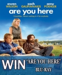 Are Your Here Blu-Ray Giveaway - www.themovienetwork.com