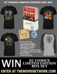 EC Comics Limited Edition Box Set Giveaway - www.themovienetwork.com