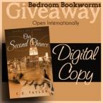 Digital Copy of Our Second Chance by CD Taylor - 10.28 - www.bedroombookworms.com