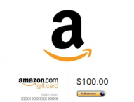 The Beat - $100 Amazon.com e-Gift Card Sweepstakes - www.thebeat.us
