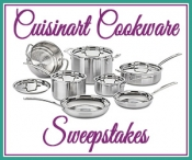 Grannys Giveaways Cuisinart Pro 12-pc Cookware Set Sweepstakes - www.grannysgiveaways.com
