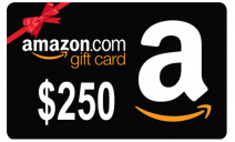 $250 Amazon Gift Card Giveaway - www.Big Event Fundraising.com