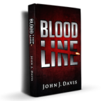 Amazon Gift Card & Signed First Edition of Blood Line by John J. Davis - www.johnjdavis.com