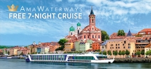 Win a Luxurious 7-Night European River Cruise with Amawaterways - www.theworldsgreatestvacations.com