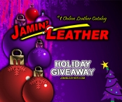 Jamin Leather Holiday Giveaway - www.jaminleather.com