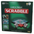 Win a Large Print Scrabble - Sixtyplusurfers