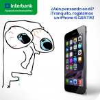Participa hasta el 15 de enero por un flamante iPhone 6 - Interbank Per�