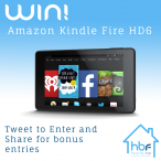 Win An Amazon Kindle Fire HD6 Tablet! - House buy ast