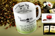 Naked Me Tea Detox Giveaway - Femme Fitale Fit Club