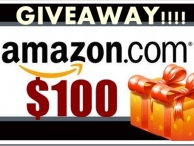 $100 Amazon Gift Card Valentines Day Giveaway - Big Event Fundraising