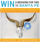 Luxury Weekend For 2 To Santa Fe Giveaway - 1000Museums