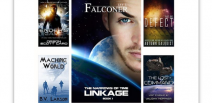 $200 Science Fiction Paperback and $25 Amazon GC Giveaway - Author Jay J. Falconer