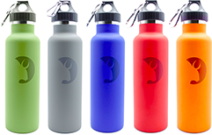 HYDETECH STAINLESS STEEL INSULATED WATER BOTTLE SWEEPSTAKES - Tribe Provisions
