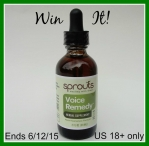 A Heart Full of Love - Sprouts Remedies Giveaway - A Heart Full of Love