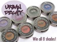 Urban Decay Cosmetics Summer Eyeshadow Collection - Beauty Junkies Unite
