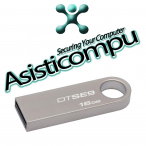 Gánate una memoria kingston de 16 gb  ya sea usb o micro sd - ASISTICOMPU