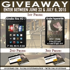 Kindle Paperwhite/Fire Giveaway - Joyce T. Strand