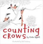 Childrens book- Counting Crows by Kathi Appelt - Just a Little Creativity