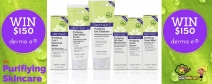 Win the Entire NEW derma e� Purifying Skincare Line Worth $150 - MelanysGuydlines