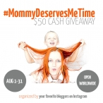 $50 Cash for Mom Giveaway - momsandcrafters
