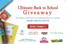 Ultimate Back-to-School Giveaway! - ISEE ME!