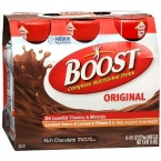 4 pack of boost nutrition drinks - mommylovingfreestuff