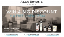 50% Home Fragrance Discount Coupon + Linen Spray Giveaway - Alex Simone