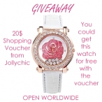 20 dollars gift card on Jollychic - Jollychic