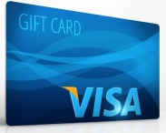 $100 Visa Gift Card Giveaway - Salvation Army