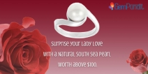 GEMPUNDIT GIVEAWAY: WIN A NATURAL SOUTH SEA PEARL WORTH ABOVE $100! - GEMPUNDIT GIVEAWAY