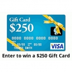 Enter to win a $250 Visa Gift Card - Hello Glow