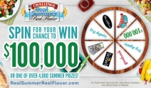 Challenge $100000 Real Summer Real Flavor Instant Win & Sweepstakes - Challenge