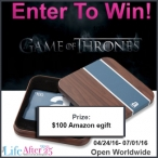 Win $100 Amazon eGift Card - YourLifeAfter25