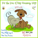 Sonyas Happpenings... $25GG For The Love Of Pets - Sonya's Happenings.../self sponsored
