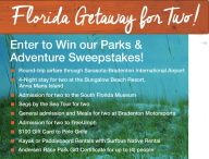 Florida Getaway For Two - Parks & Adventures Sweepstakes