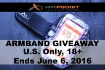 Armpocket Running Armband Giveaway - Femme Fitale Fit Club