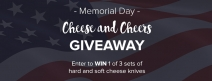 Enter to WIN a set of cheese knives! - Ile De France