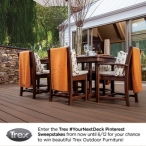 Trex Outdoor Furniture Giveaway - Trex Company