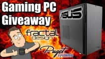 Win Gaming PC computer worth $2800 - PugetSystems