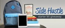 Samsung Galaxy Tablet + Top Entrepreneurship Books Giveaway - GoSpaces