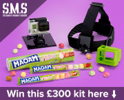 Win GoPro Camera + accessories - MAOAM