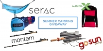 Camping Bundle Giveaway - Snag Free Samples