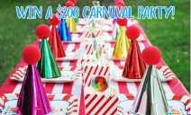 Carnival Savers - Birthday Party Giveaway - Carnival Savers