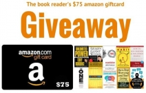 $75 Amazon Gift Card Giveaway - Free Self Help Books